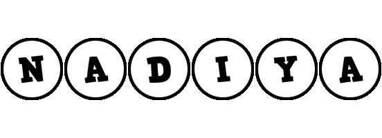 Nadiya handy logo