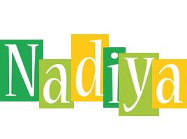 Nadiya lemonade logo