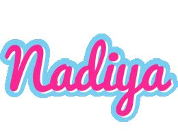 Nadiya popstar logo