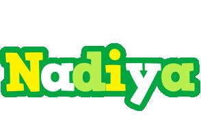 Nadiya soccer logo