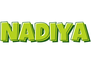 Nadiya summer logo