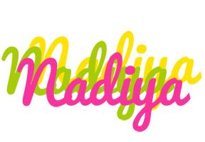 Nadiya sweets logo