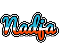 Nadja america logo
