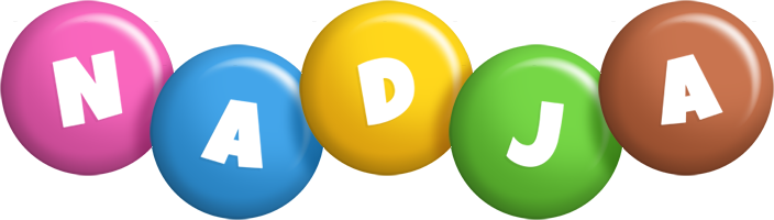Nadja candy logo