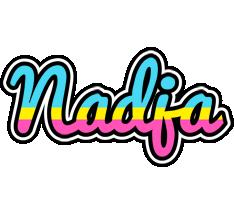 Nadja circus logo