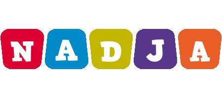 Nadja daycare logo