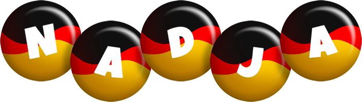 Nadja german logo