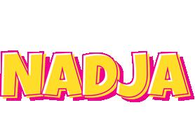 Nadja kaboom logo