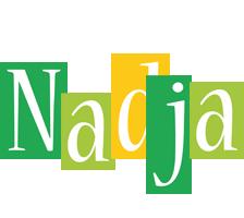 Nadja lemonade logo