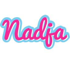 Nadja popstar logo