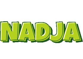 Nadja summer logo
