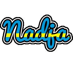 Nadja sweden logo