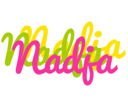Nadja sweets logo