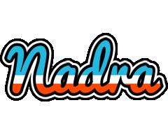 Nadra america logo