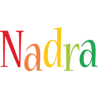Nadra birthday logo