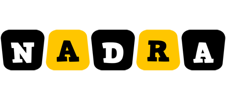 Nadra boots logo