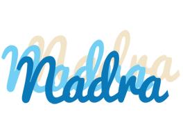 Nadra breeze logo
