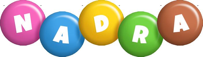 Nadra candy logo