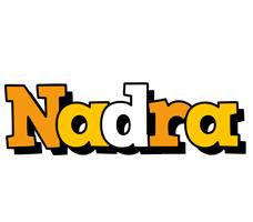 Nadra cartoon logo