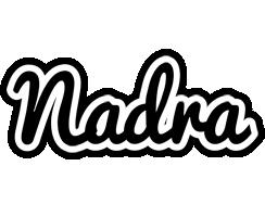 Nadra chess logo