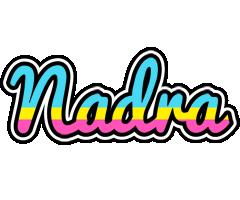 Nadra circus logo
