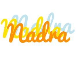 Nadra energy logo