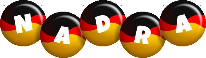 Nadra german logo
