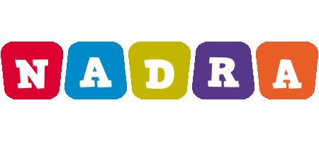 Nadra kiddo logo