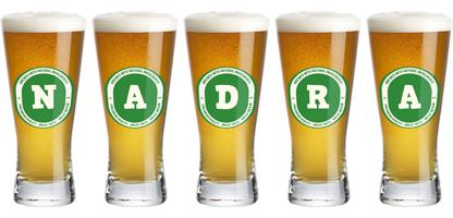 Nadra lager logo