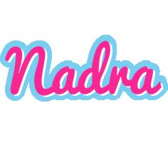 Nadra popstar logo