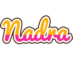 Nadra smoothie logo