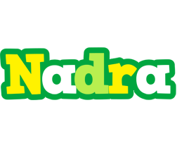 Nadra soccer logo