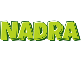 Nadra summer logo