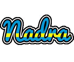 Nadra sweden logo