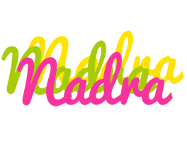 Nadra sweets logo
