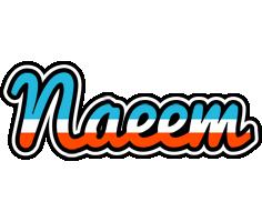 Naeem america logo