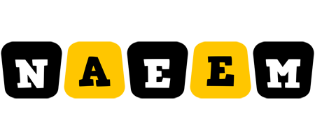 Naeem boots logo