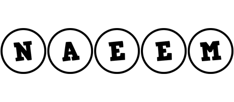Naeem handy logo