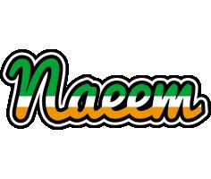 Naeem ireland logo