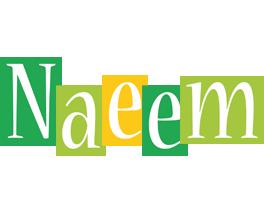 Naeem lemonade logo