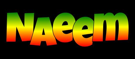 Naeem mango logo