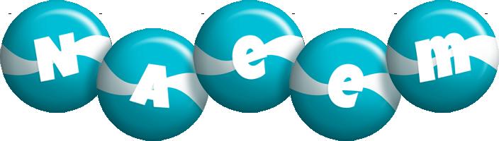 Naeem messi logo