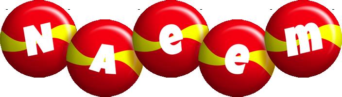 Naeem spain logo