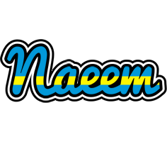 Naeem sweden logo