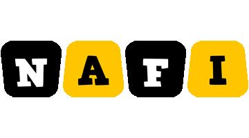 Nafi boots logo