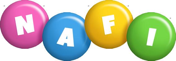 Nafi candy logo
