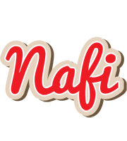 Nafi chocolate logo