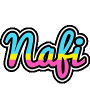 Nafi circus logo