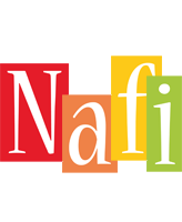 Nafi colors logo