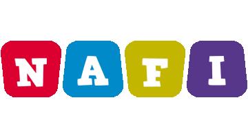 Nafi daycare logo